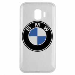 Чехол для Samsung J2 2018 BMW - FatLine