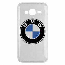Чехол для Samsung J3 2016 BMW - FatLine