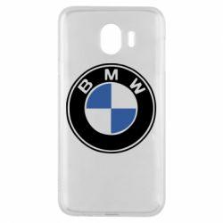Чехол для Samsung J4 BMW - FatLine