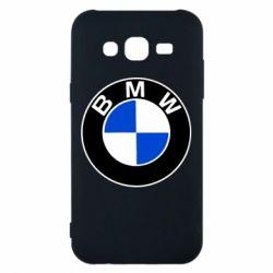 Чехол для Samsung J5 2015 BMW - FatLine