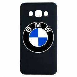 Чехол для Samsung J5 2016 BMW - FatLine