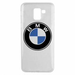 Чехол для Samsung J6 BMW