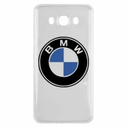 Чехол для Samsung J7 2016 BMW - FatLine