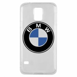 Чехол для Samsung S5 BMW