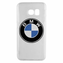 Чехол для Samsung S6 EDGE BMW