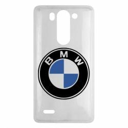 Чехол для LG G3 mini/G3s BMW - FatLine