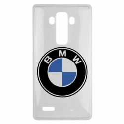 Чехол для LG G4 BMW - FatLine