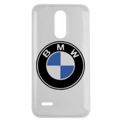 Чехол для LG K7 2017 BMW - FatLine