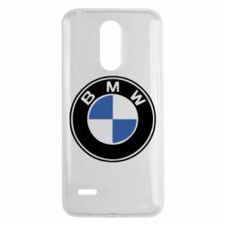 Чехол для LG K8 2017 BMW - FatLine