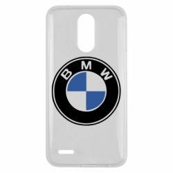 Чехол для LG K10 2017 BMW - FatLine