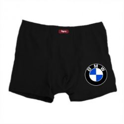 Мужские трусы BMW