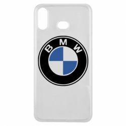 Чехол для Samsung A6s BMW