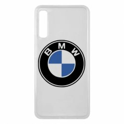 Чехол для Samsung A7 2018 BMW - FatLine