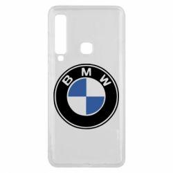 Чехол для Samsung A9 2018 BMW - FatLine