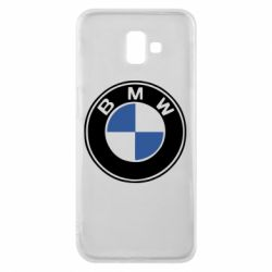Чехол для Samsung J6 Plus 2018 BMW