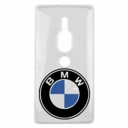 Чехол для Sony Xperia XZ2 Premium BMW - FatLine