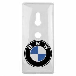 Чехол для Sony Xperia XZ3 BMW - FatLine