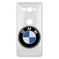 Чехол для Sony Xperia XZ2 Compact BMW - FatLine