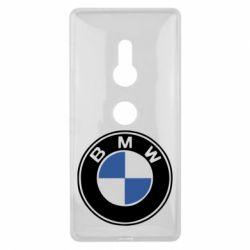 Чехол для Sony Xperia XZ2 BMW - FatLine