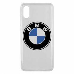 Чехол для Xiaomi Mi8 Pro BMW - FatLine