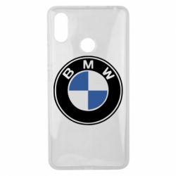 Чехол для Xiaomi Mi Max 3 BMW - FatLine