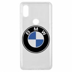 Чехол для Xiaomi Mi Mix 3 BMW