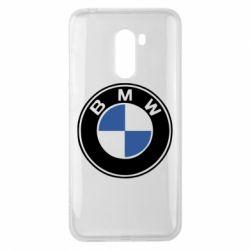 Чехол для Xiaomi Pocophone F1 BMW - FatLine