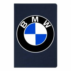 Блокнот А5 BMW