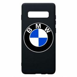 Чехол для Samsung S10+ BMW - FatLine