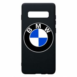 Чехол для Samsung S10+ BMW