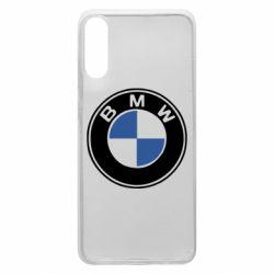 Чехол для Samsung A70 BMW - FatLine