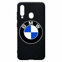 Чехол для Samsung A60 BMW - FatLine