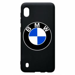 Чехол для Samsung A10 BMW - FatLine