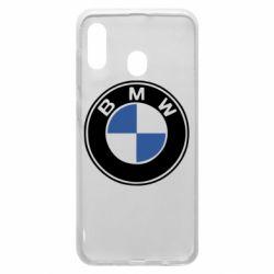 Чехол для Samsung A30 BMW - FatLine