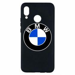 Чехол для Huawei Nova 3 BMW - FatLine