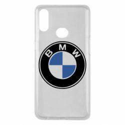 Чехол для Samsung A10s BMW - FatLine