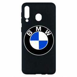 Чехол для Samsung M30 BMW - FatLine