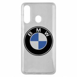 Чехол для Samsung M40 BMW - FatLine
