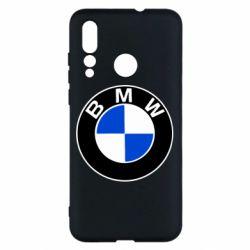 Чехол для Huawei Nova 4 BMW - FatLine