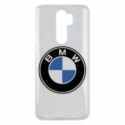 Чехол для Xiaomi Redmi Note 8 Pro BMW - FatLine