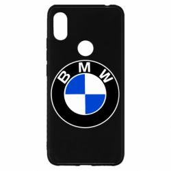 Чехол для Xiaomi Redmi S2 BMW
