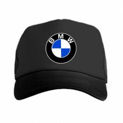 Кепка-тракер BMW