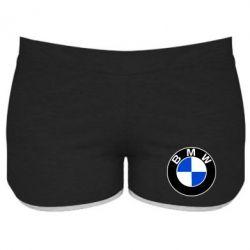 Женские шорты BMW