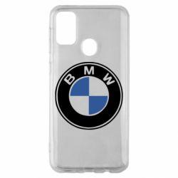 Чехол для Samsung M30s BMW