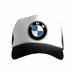 Детская кепка-тракер BMW