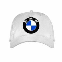 Детская кепка BMW - FatLine