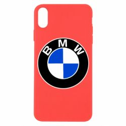 Чехол для iPhone X/Xs BMW