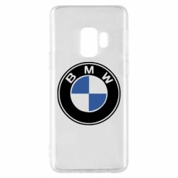 Чехол для Samsung S9 BMW