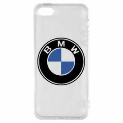 Чехол для iPhone5/5S/SE BMW - FatLine