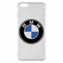Чехол для iPhone 6 Plus/6S Plus BMW